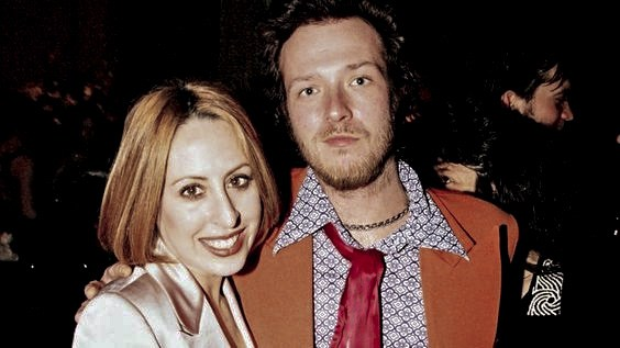 Scott Weiland and Janin